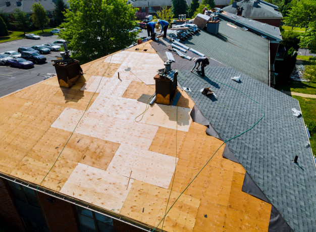 roof replacement in Redmond, OR