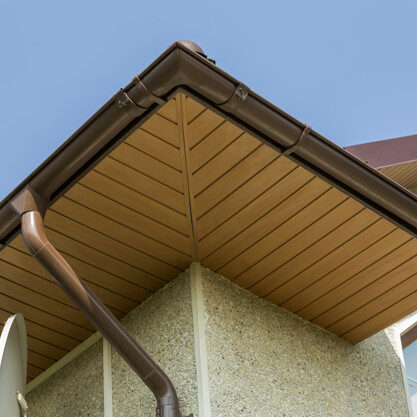 gutter installation in Redmond, OR
